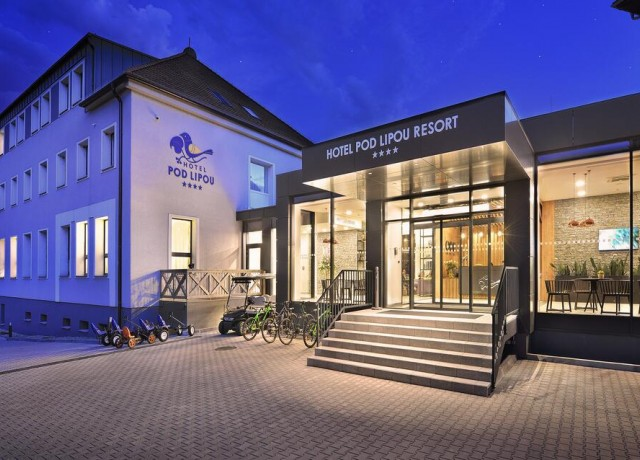 Hotel pod Lipou Resort ****, Modra
