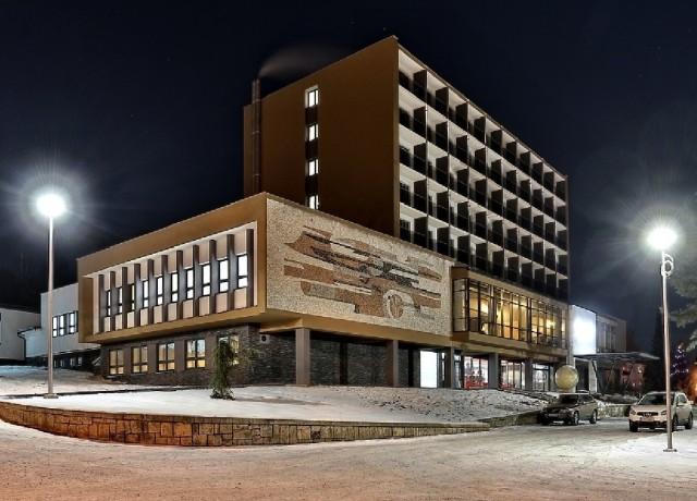 Hotel Alexander ***, Bardejovské Kúpele