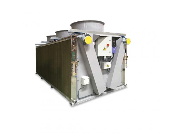 AWS-EPA adiabatické suché chladiče
