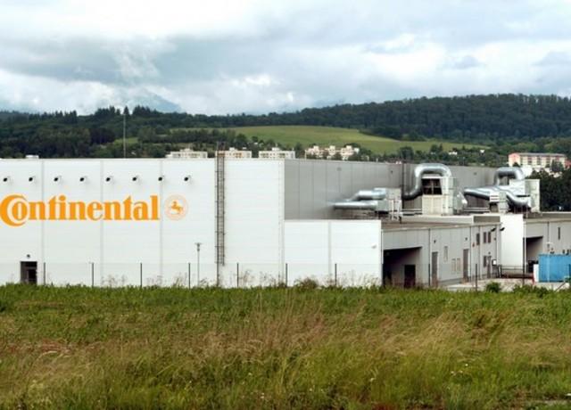 Continental, Púchov