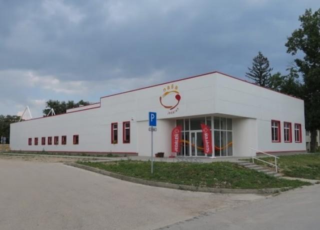 Centrála Naša, Košice
