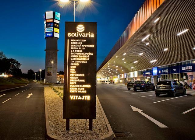OC Solivaria, Prešov