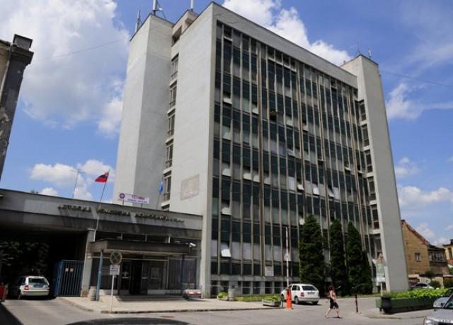 Vojenská nemocnica, Košice