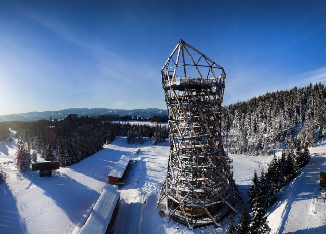 Veža, Štrbské Pleso