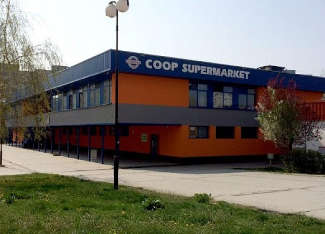 COOP JEDNOTA, sídlisko KVP, Košice