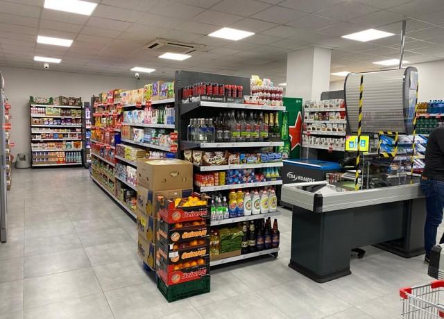 Predajňa potravín CBA, Sabinov