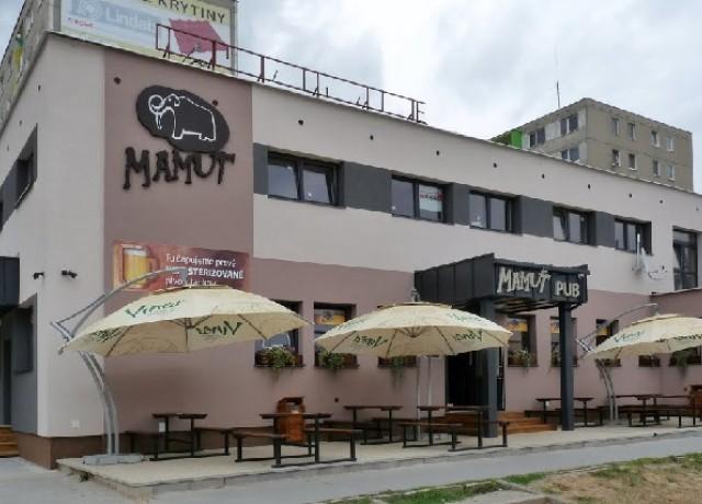 Mamut, Revúca